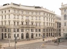 Piazza Cordusio - Palazzo Broggi 2016